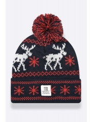 Tom Tailor Denim - Caciula christmas special beanie