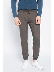 Review - Pantaloni Jog Wool Brown