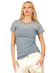 MAG05 Tricou din bumbac, model prespalat