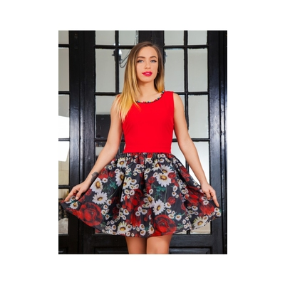 Rochie Red Rose