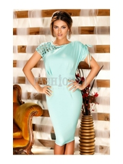 Rochie Channon Turquoise