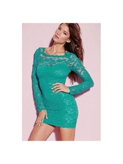 Rochie Lace Lined