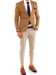 Sacou barbati slim fit ZR 8208